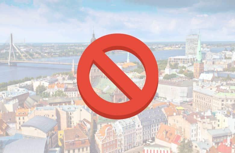 Latvia ban online gambling covid-19