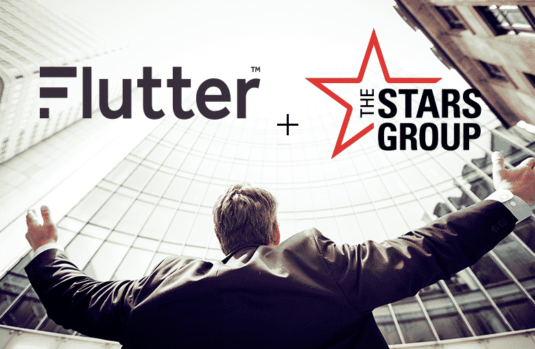 Flutter the stars group merge