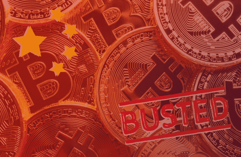 Chinese Police Bust $10 Million Cryptocurrency Gambling Operation – 15 Arrested