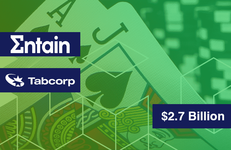 Tabbed Up: Entain Makes Improved $2.7 Billion Offer for Australian Bookmaker Tabcorp