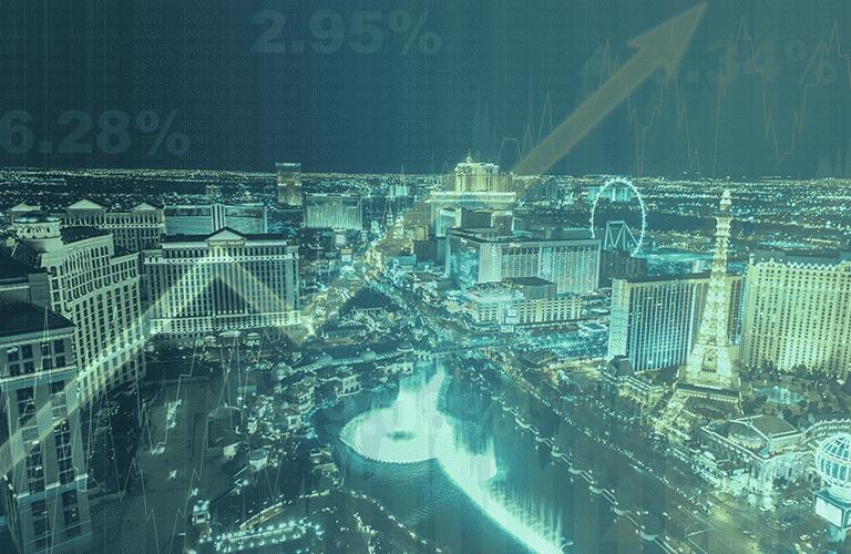 Ceasars stock rising 2021