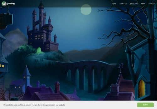 1x2 Gaming desktop screenshot