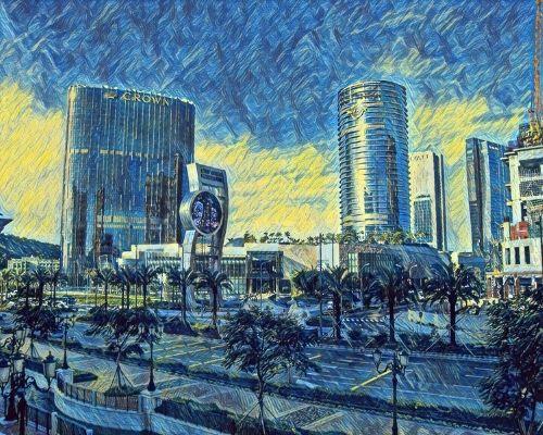 City of Dreams Casino Macao