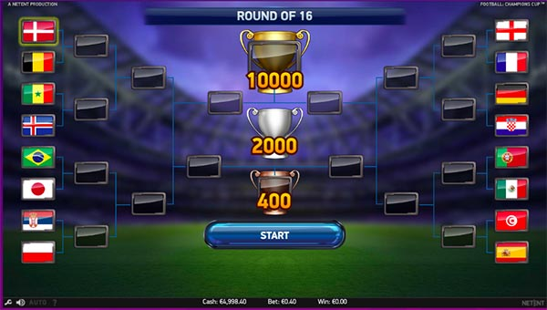 Football Champions Cup gameplay