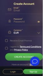 KatsuBet mobile screenshot