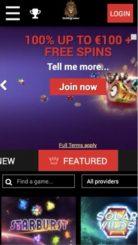 SlotKingCasino mobile screenshot