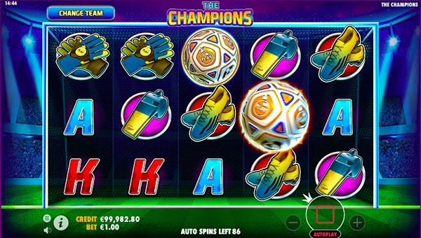 The Champions slot Pragmatic Play