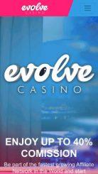 Evolve Partners mobile screenshot