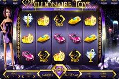 billionaire toys slot