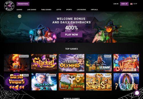 Black Magic desktop screenshot