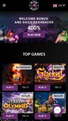 Black Magic mobile screenshot