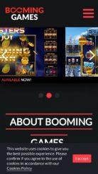 Booming Games mobile screenshot
