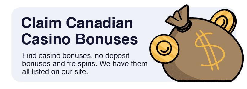 canada online casino bonuses
