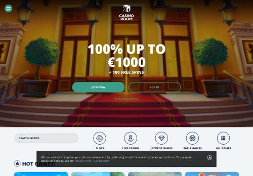 Casino Room desktop screenshot
