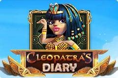 Cleopatras diary slot