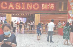 Coronavirus shutting land based casinos