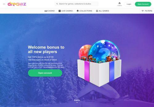 Dreamz desktop screenshot