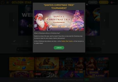Golden Star desktop screenshot