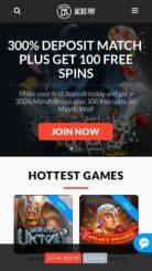 JacksPay mobile screenshot