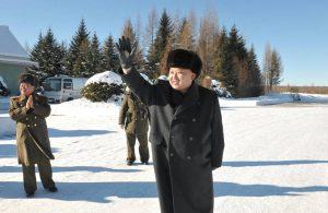 North Korea leader Kim Jong Un visiting ski & casino resorts
