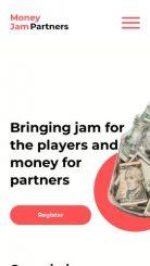 Money Jam Partners mobile screenshot