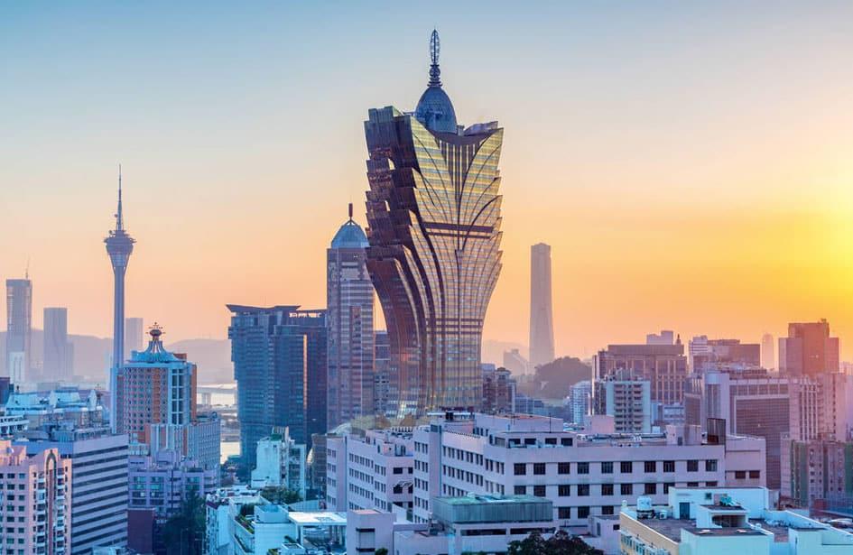 Macau Casino Revenues
