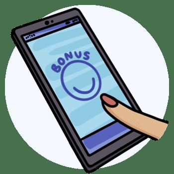 no deposit bonus mobile