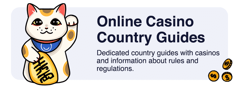 online casino country guides