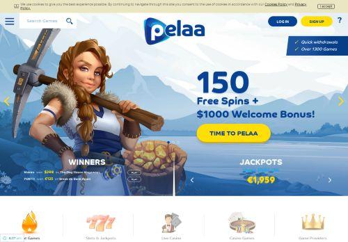 Pelaa desktop screenshot