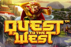 quest to the west slot machine