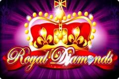 Royal Diamons pokie machine