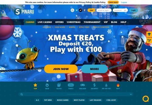 Spinaru desktop screenshot