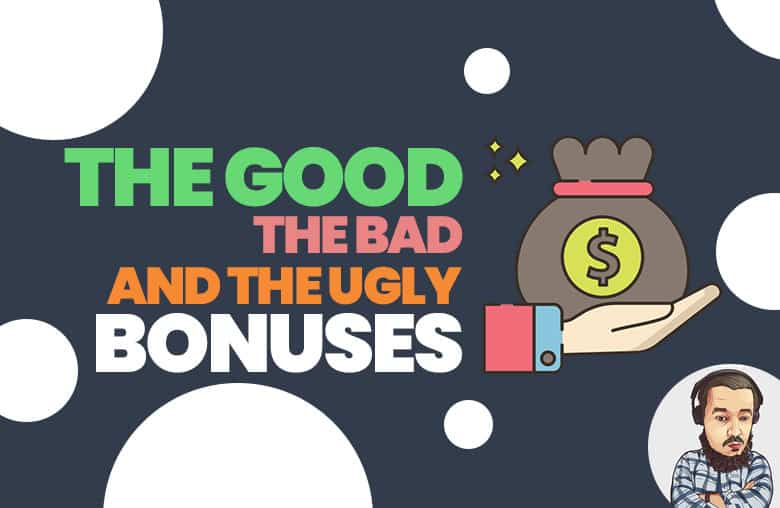 the good the bad and the ugly casino bonuses