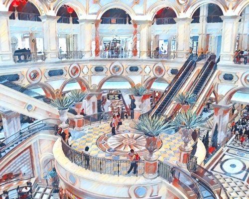 The Venetian Biggest Casino in Macau