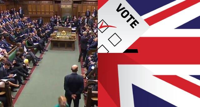 UK Parliament Gambling Vote