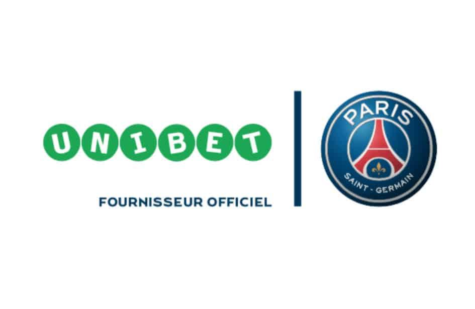 Unibet Paris Saint Germain partnership