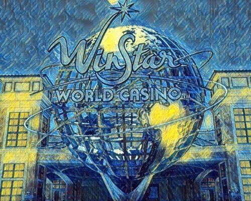 Winstar World Casino largest in the World